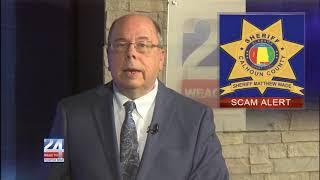 Scam Alert in Calhoun County