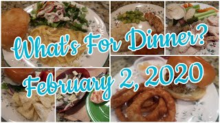 What's For Dinner?  Feb 2, 2020   Pantry Meals   Cooking for Two