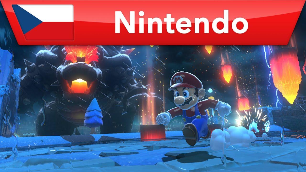 Super Mario 3D World + Bowser's Fury - Poznejte sílu Bowser's Fury! | Nintendo Switch