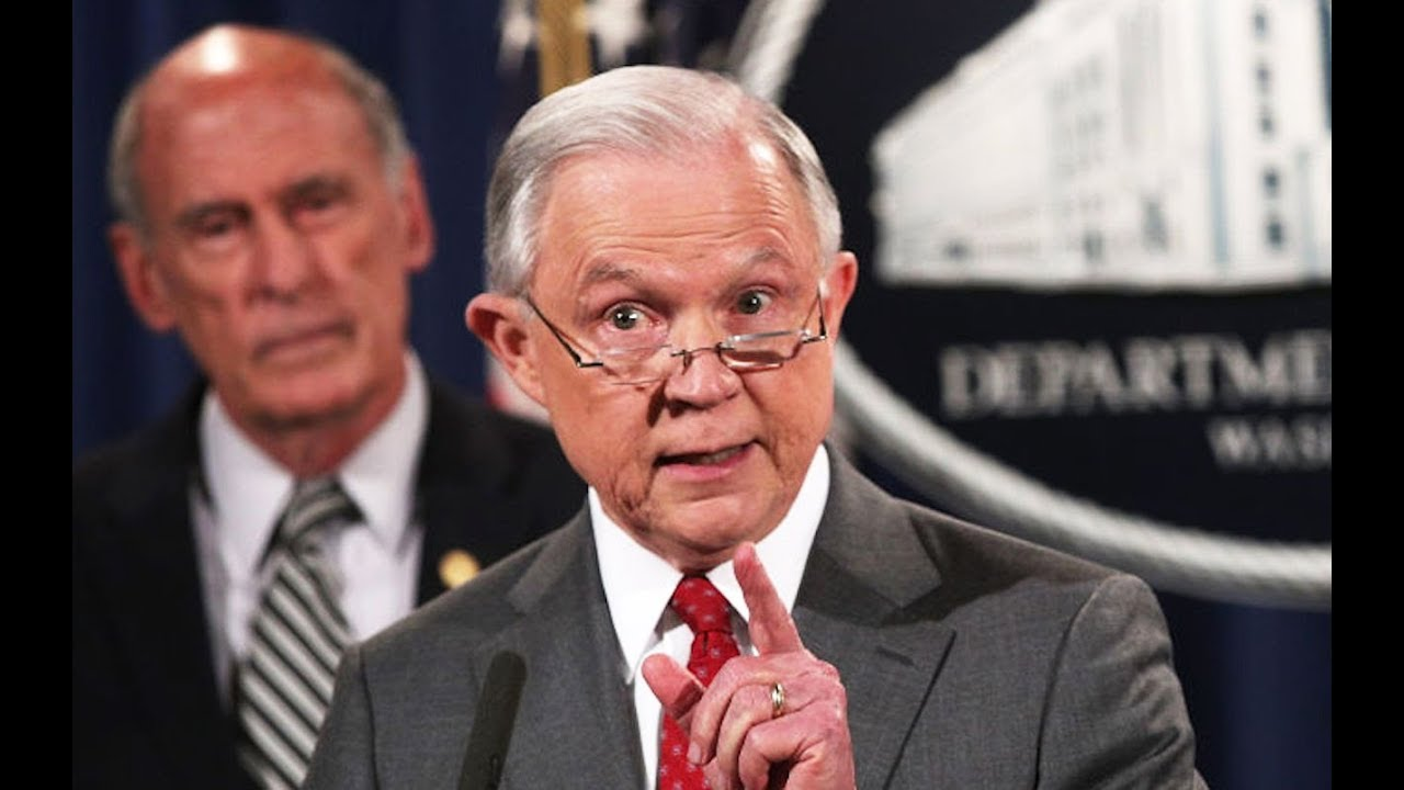 Jeff Sessions To Destroy Free Press To Catch Leakers thumbnail