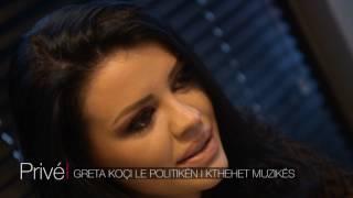 Greta Koçi lë politikën e i kthehet muzikës