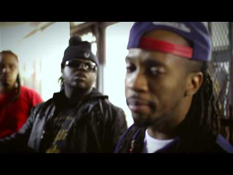"""Big Que """"On The Move"""" ft. T-Easy and D-Man Directed by Yabui ENT"""