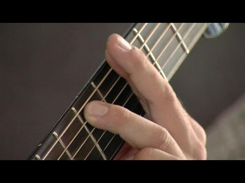 How To Play G Minor 7 Chord On Your Guitar