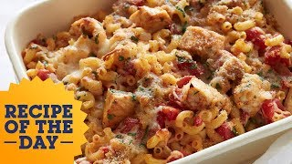 Recipe Of The Day: Giadas Italian Baked Chicken And Pastina   Food Network