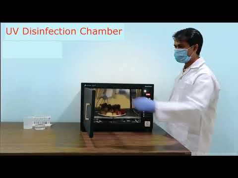 UVC Disinfection Chamber