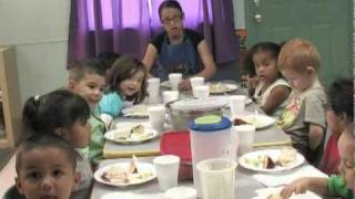 Family Style Meals In The Childcare Setting
