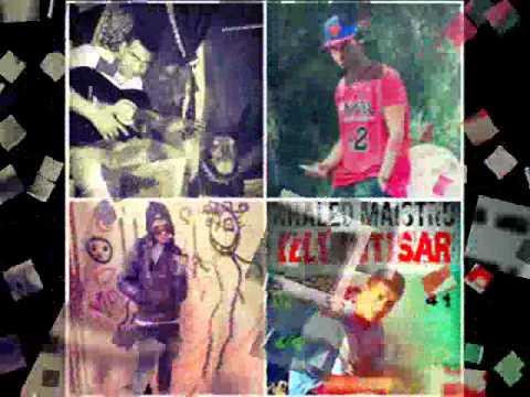"illi INTISAR 41i "" EL-3AWDA "" Maistro_Kaki_Mr Ab_Mister Pipo_ 2013 [ -Rap Algérien- ]"