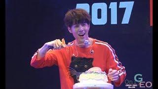 【17/07/23】胡宇威2017生日會全程視頻