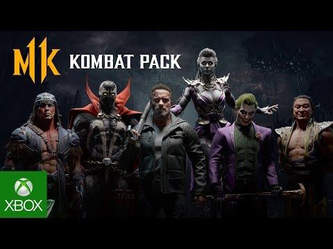 魔鬼終結者、小丑和閃靈悍將參戰!《真人快打11》DLC角色公開