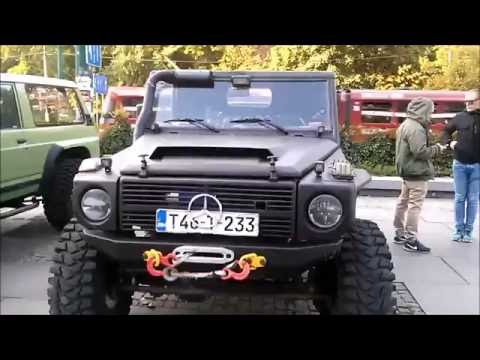 Mercedes G-Class Extreme OFFROAD - Review