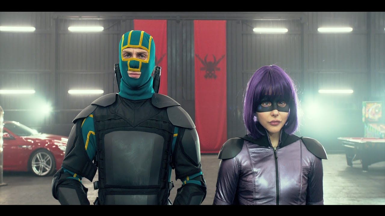 New Kick-Ass 2 Trailer Is Madder Than A Barrel Of Cut Snakes (NSFW)