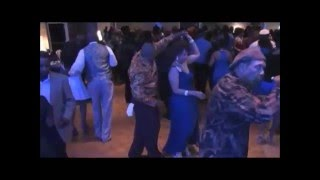 This Moment At The Steppers Awards (2) Kisses Don't Lie