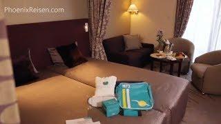 MS Artania: Suiten & Kabinen