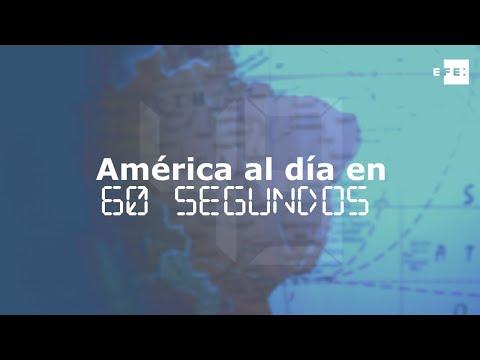 América al día en 60 segundos: lunes 26 de noviembre.-