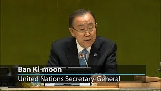 """UN chief: António Guterres is """"a wonderful choice"""" to steer the world body"""