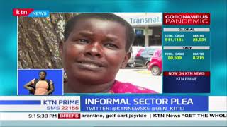 Kenya's informal sector seeking grants from the government
