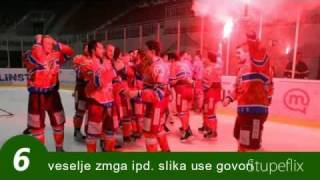 preview picture of video 'HK Acroni Jesenice DP prvaki 2010/2011'