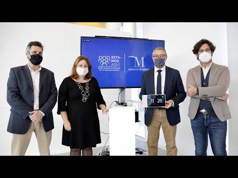 La Diputación de Málaga entregará pantallas inteligentes a los mayores para combatir la soledad