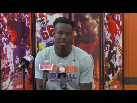TigerNet: Travis Etienne says Clemson is 'home away from home'