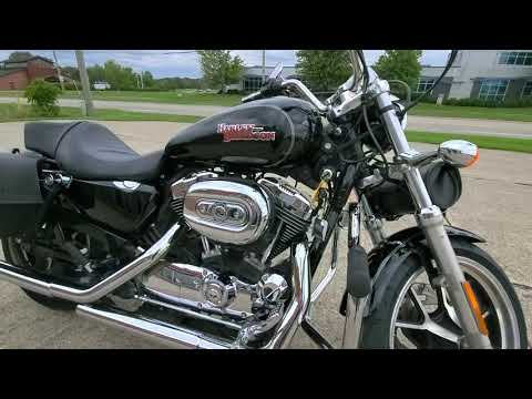 2014 Harley-Davidson SuperLow® 1200T in Ames, Iowa - Video 1
