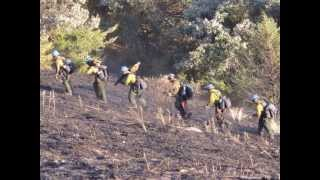 Navajo Hotshots 2012