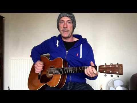 Black - Wonderful life - Guitar lesson by Joe Murphy