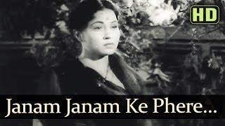 (HD) - Janam Janam Ke Phere Songs - Manhar   - YouTube