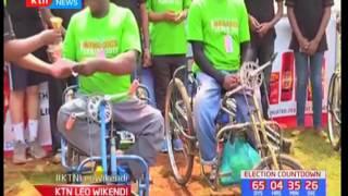 Robert Ndiwa na Pauline Wangui washinda mbio za Henry Wanyoike katika kaunti ya Kiambu