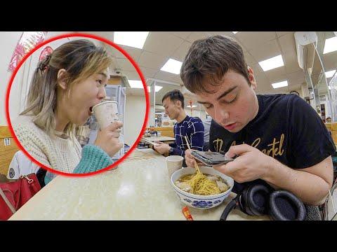 老外用中文點餐 服務員嚇呆了