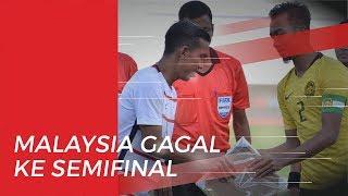 Ditaklukan Kamboja, Timnas Malaysia Gagal Lolos Semifinal di SEA Games 2019