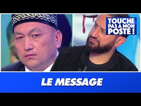 Un rescapé Ouïghour adresse un message à Emmanuel Macron dans TPMP