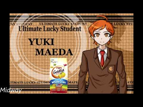 (ASMR) Yuki Maeda Eats Goldfish To Help You Relax (Extreme Crunching And Smacking Sounds) - Midway