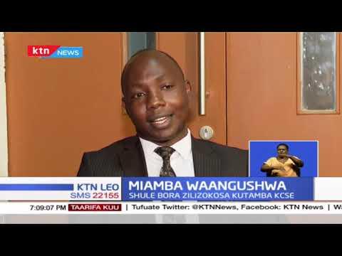 Miamba Waangushwa: Ushindani mkali wawatoa kijasho 2020 shule bora zilizokosa kutamba KCSE