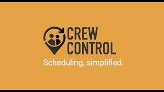 Crew Control video