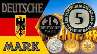 GERMAN DEUTSCH MARKS COINS Pfennig