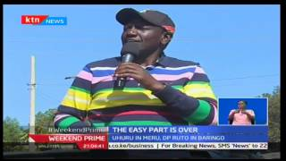 KTN Prime: Jubilee principals Uhuru and Ruto wind up week one campaigns in their strongholds
