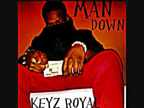 Keyz Royal ManDown