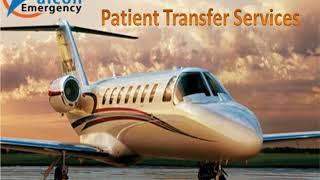 Get Falcon Air Ambulance in Guwahati at Low Budget