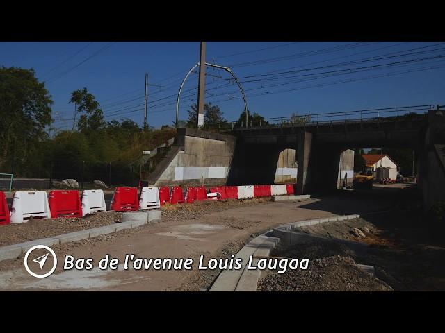 Travaux de la rue de Châteaubriand - 27 septembre 2019