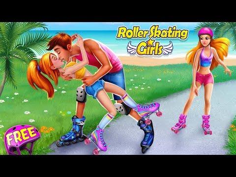 Vídeo do Garotas Patinadoras — Dança sobre rodas