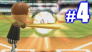 MIKE TROUT'S DEBUT! | Wii Sports Baseball #4