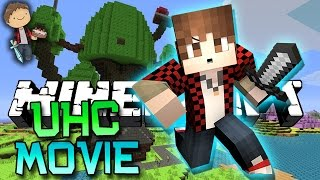 Minecraft: UHC THE MOVIE! (Ultra Hard Core w/Bajan Canadian)