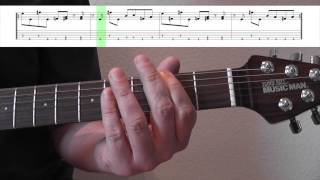 Guitar Riff »Right the Wrong« Steve Lukather