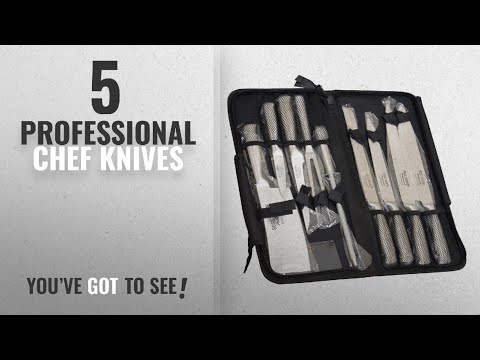 Top 10 Professional Chef Knives [2018]: Ross Henery Professional Eclipse Premium Stainless Steel 9