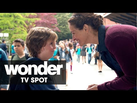 New TV Spot for Wonder