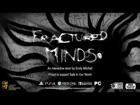 Fractured Minds | Raising Support for Mental Health Awareness | BAFTA YGD Award | Launch Trailer thumbnail