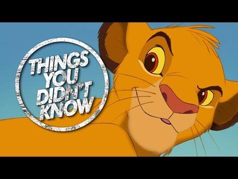 9 věcí, které jste nevěděli o Lvím králi
