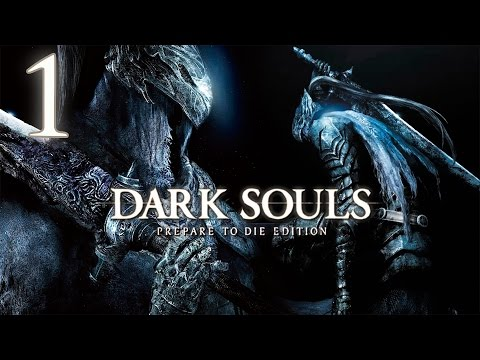 Download ASILO | DARK SOULS: PREPARE TO DIE EDITION | Parte 1 HD Mp4 3GP Video and MP3