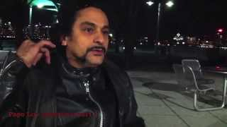 Papo Luv Battle Holex Rock Dance part 1 (Uprock) Interview