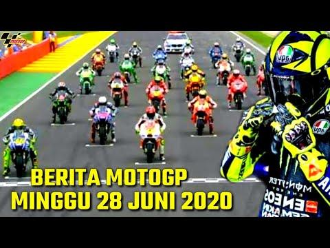 BERITA TERBARU MOTOGP 2020 HARI INI ! ROSSI DISEBUT...! FABIO ANTI MARC MARQUEZ DI MOTO GP